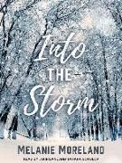 Cover-Bild zu Into the Storm von Moreland, Melanie