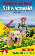 Cover-Bild zu Wandern mit Hund Schwarzwald von Kuhnle, Martin