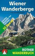 Cover-Bild zu Wiener Wanderberge von Hauleitner, Franz