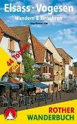 Cover-Bild zu Elsass - Vogesen. Wandern & Einkehren von Titz, Jörg-Thomas