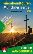 Cover-Bild zu Feierabendtouren Münchner Berge von Meier, Janina