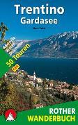 Cover-Bild zu Trentino - Gardasee von Zahel, Mark