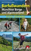 Cover-Bild zu Barfußwandern Münchner Berge und Alpenvorland von Soeffker, Eduard