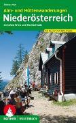 Cover-Bild zu Alm- und Hüttenwanderungen Niederösterreich von Man, Thomas