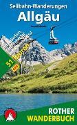 Cover-Bild zu Seilbahn-Wanderungen Allgäu von Schwabe, Gerald