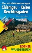 Cover-Bild zu Alm- und Hüttenwanderungen Chiemgau - Kaiser - Berchtesgaden von Strauss, Andrea