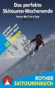Cover-Bild zu Das perfekte Skitouren-Wochenende von Pröttel, Michael