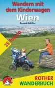 Cover-Bild zu Wandern mit dem Kinderwagen Wien von Stöckl-Pexa, Rosemarie