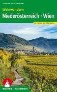 Cover-Bild zu Weinwandern Niederösterreich - Wien von Hauleitner, Franz