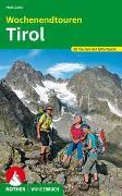 Cover-Bild zu Wochenendtouren Tirol von Zahel, Mark