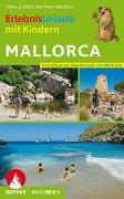 Cover-Bild zu ErlebnisUrlaub mit Kindern Mallorca von Pexa, Rosemarie