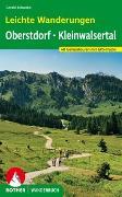 Cover-Bild zu Leichte Wanderungen Oberstdorf - Kleinwalsertal von Schwabe, Gerald