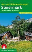 Cover-Bild zu Alm- und Hüttenwanderungen Steiermark von Marktl, Martin
