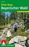 Cover-Bild zu Wilde Wege Bayerischer Wald von Krötz, Eva
