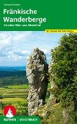 Cover-Bild zu Fränkische Wanderberge von Heimler, Gerhard
