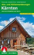 Cover-Bild zu Alm- und Hüttenwanderungen Kärnten von Lang, Helmut