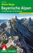 Cover-Bild zu Wilde Wege Bayerische Alpen von Zahel, Mark