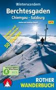 Cover-Bild zu Winterwandern Berchtesgaden - Chiemgau - Salzburg von Strauss, Andrea