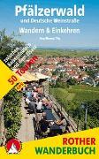 Cover-Bild zu Pfälzerwald und Deutsche Weinstraße. Wandern & Einkehren von Titz, Jörg-Thomas