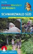 Cover-Bild zu ErlebnisWandern mit Kindern Schwarzwald Süd von Gisler, Marcel