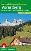 Cover-Bild zu Alp- und Hüttenwanderungen Vorarlberg von Zahel, Mark