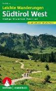 Cover-Bild zu Leichte Wanderungen Südtirol West von Zahel, Mark