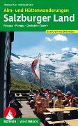Cover-Bild zu Alm- und Hüttenwanderungen Salzburger Land von Man, Thomas