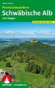 Cover-Bild zu Premiumwandern Schwäbische Alb von Kuhnle, Martin