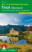 Cover-Bild zu Alm- und Hüttenwanderungen Tirol Oberland von Zahel, Mark