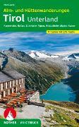 Cover-Bild zu Alm- und Hüttenwanderungen Tirol Unterland von Zahel, Mark