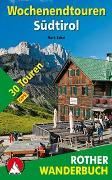 Cover-Bild zu Wochenendtouren Südtirol von Zahel, Mark