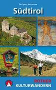 Cover-Bild zu Kulturwandern Südtirol von Heitzmann, Wolfgang
