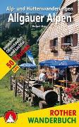 Cover-Bild zu Alp- und Hüttenwanderungen Allgäuer Alpen von Mayr, Herbert