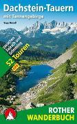 Cover-Bild zu Dachstein-Tauern mit Tennengebirge von Brandl, Sepp
