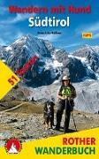 Cover-Bild zu Wandern mit Hund Südtirol von Rößner, Franziska