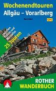 Cover-Bild zu Wochenendtouren Allgäu-Vorarlberg von Zahel, Mark