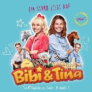 Cover-Bild zu Bibi & Tina - S1/07: Ein Sturm zieht auf (Hörspiel zur Serie) (Audio Download) von Assenov, Viktoria