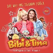 Cover-Bild zu Bibi & Tina - S1/05: Bibi will ihre Freundin zurück (Hörspiel zur Serie) (Audio Download) von Assenov, Viktoria