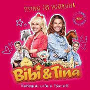 Cover-Bild zu Bibi & Tina - S1/10: Festival für Falkenstein (Hörspiel zur Serie) (Audio Download) von Assenov, Viktoria