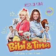 Cover-Bild zu Bibi & Tina - S1/08: Alles im Eimer (Hörspiel zur Serie) (Audio Download) von Assenov, Viktoria