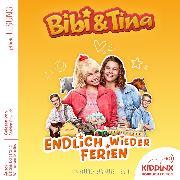 Cover-Bild zu Bibi & Tina - Hörbuch zur Serie: Endlich wieder Ferien (Teil 1) (Audio Download) von Börgerding, Bettina