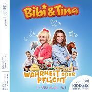 Cover-Bild zu Bibi & Tina - Hörbuch zur Serie: Wahrheit oder Pflicht (Teil 2) (Audio Download) von Börgerding, Bettina