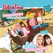 Cover-Bild zu Bibi & Tina - Viktoria und Sarina auf dem Martinshof (Audio Download) von Gürtler, Stephan