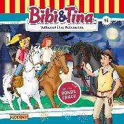 Cover-Bild zu Bibi & Tina - Folge 95: Vollmond über Falkenstein (Audio Download) von Bornstädt, M. von
