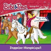Cover-Bild zu Bibi & Tina - Manege frei (Audio Download) von Sand, N.