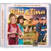 Cover-Bild zu Bibi und Tina - Das Hörspiel zum 3. Kinofilm. Mädchen gegen Jungs