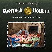Cover-Bild zu Sherlock Holmes, Die alten Fälle (Reloaded), Fall 36: Der Teufelsfuß (Audio Download) von Doyle, Arthur Conan