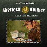 Cover-Bild zu Sherlock Holmes, Die alten Fälle (Reloaded), Fall 43: Die Pappschachtel (Audio Download) von Doyle, Arthur Conan