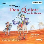 Cover-Bild zu Don Quijote von der Mancha (Audio Download) von Saavedra, Miguel de Cervantes