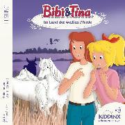 Cover-Bild zu Bibi & Tina Hörbuch: Im Land der weißen Pferde (Audio Download) von Gürtler, Stephan